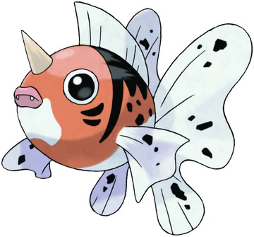 Seaking artwork by Ken Sugimori
