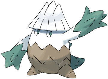 Snover artwork by Ken Sugimori