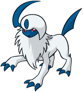 Absol Global Link artwork