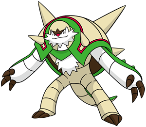Chesnaught Global Link artwork