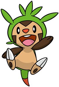Chespin Global Link artwork