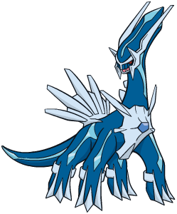 Dialga Global Link artwork