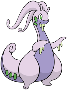 Goodra Global Link artwork