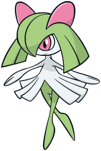 Kirlia Global Link artwork