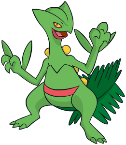 Sceptile Global Link artwork