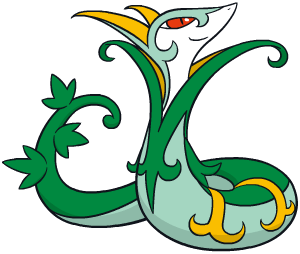 Serperior Global Link artwork