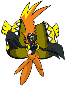 Tapu Koko Global Link artwork