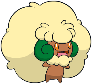Whimsicott Global Link artwork