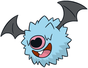 Woobat Global Link artwork