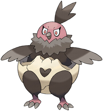 Vullaby artwork by Ken Sugimori