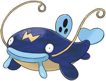 Whiscash artwork by Ken Sugimori