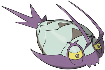 Wimpod artwork by Ken Sugimori
