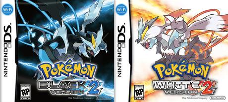 Black Pokemon Names Pokémon Black 2 And White 2