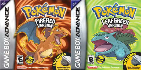 firered leafgreen