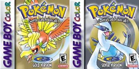 Pokémon Gold & Silver box art