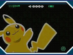 Pikachu C-Gear