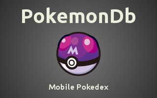 PokemonDb mobile app logo