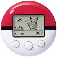 Pikachu in the Pokéwalker