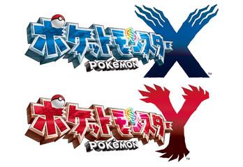 Pokémon X and Y logo