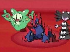 Unknown new Pokemon