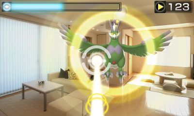 Tornadus in the AR Searcher