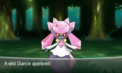 Diancie screenshot
