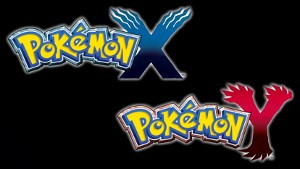 Pokemon X+Y logo
