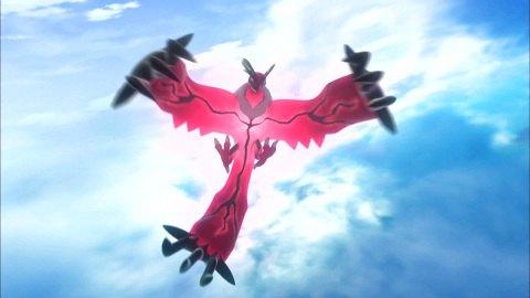 New legendary Pokemon in Pokemon X&Y