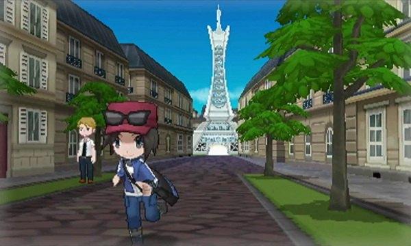 A town in Pokemon X&Y