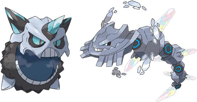 Mega Glalie And Mega Steelix Revealed In Or As Demo