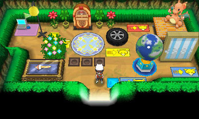 Secret Bases confirmed for Omega Ruby/Alpha Sapphire