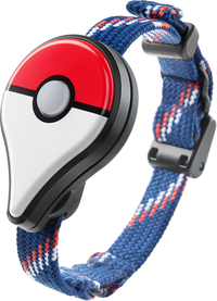 Pokemon Go Bluetooth device