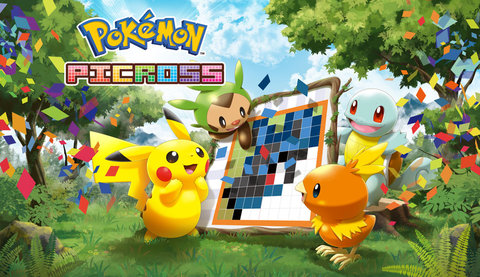 Pokemon Picross logo