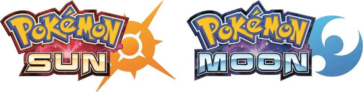 Pokemon Sun/Moon logo