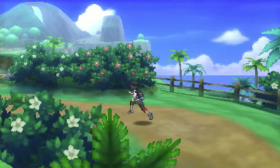 Image result for pokemon sun and moon gameplay