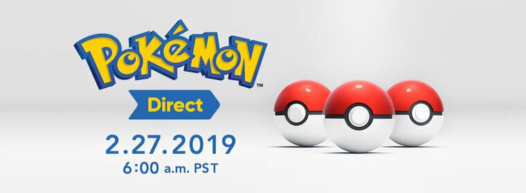 Pokemon Direct 2.27.2019