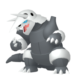 Aggron  sprite from Home
