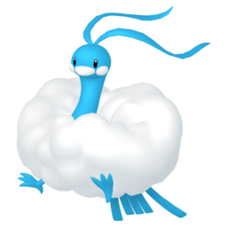 Altaria  sprite from Home