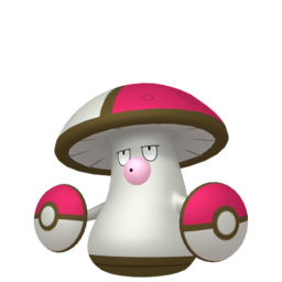 Amoonguss  sprite from Home