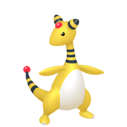 Ampharos  sprite from Home