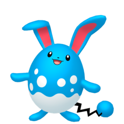 Azumarill  sprite from Home