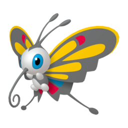 Beautifly  sprite from Home