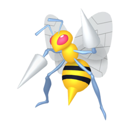 Beedrill  sprite from Home