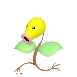 Bellsprout  sprite from Home