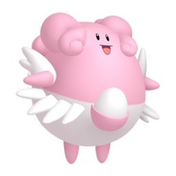 Blissey  sprite from Home