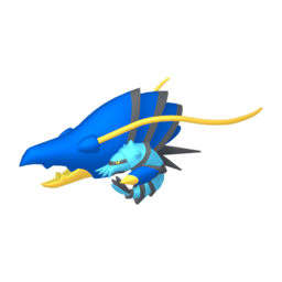 Clawitzer  sprite from Home