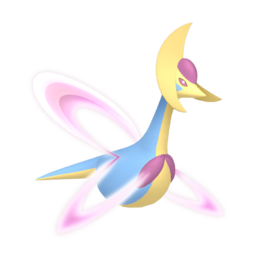 Cresselia  sprite from Home