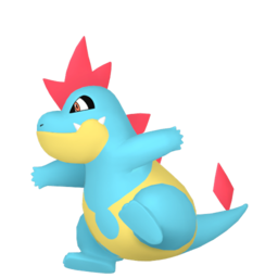 Croconaw  sprite from Home