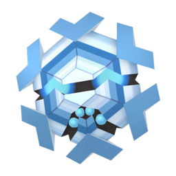 Cryogonal  sprite from Home