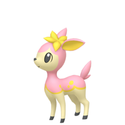 Deerling  sprite from Home